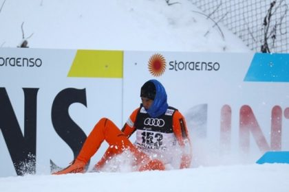 Правдивая история забавного лыжника из Венесуэлы: он никогда не стоял на снегу [видео]